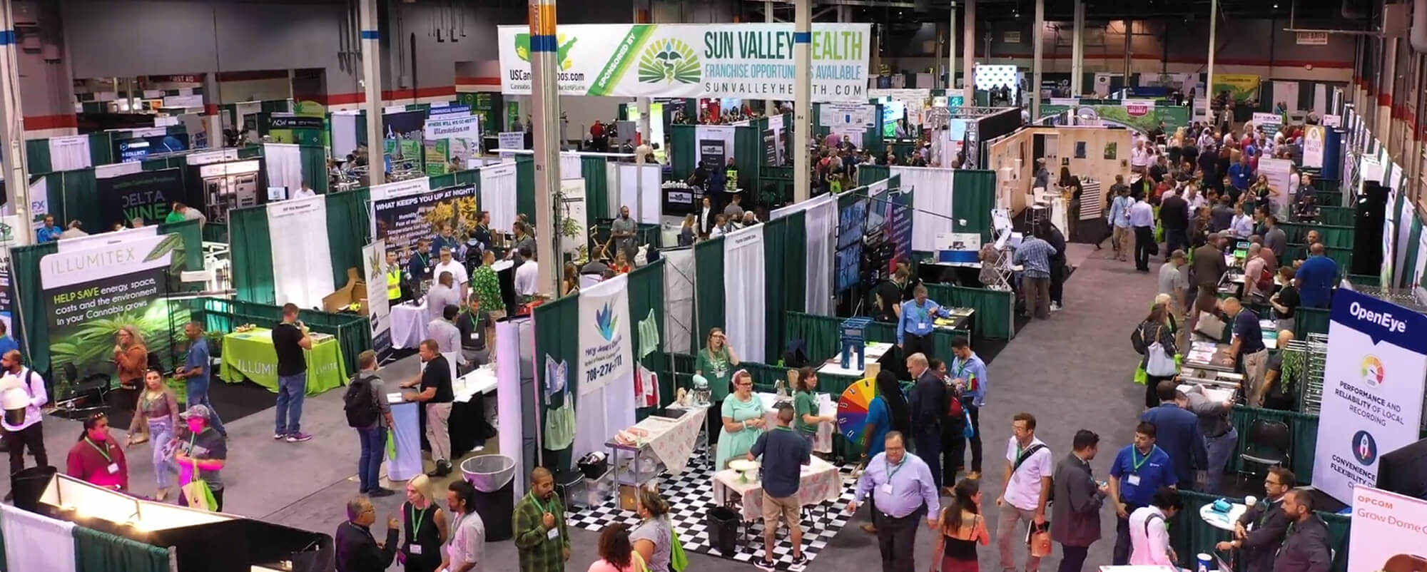 Cannabis Industrial Marketplace Expo (Mt Pleasant)