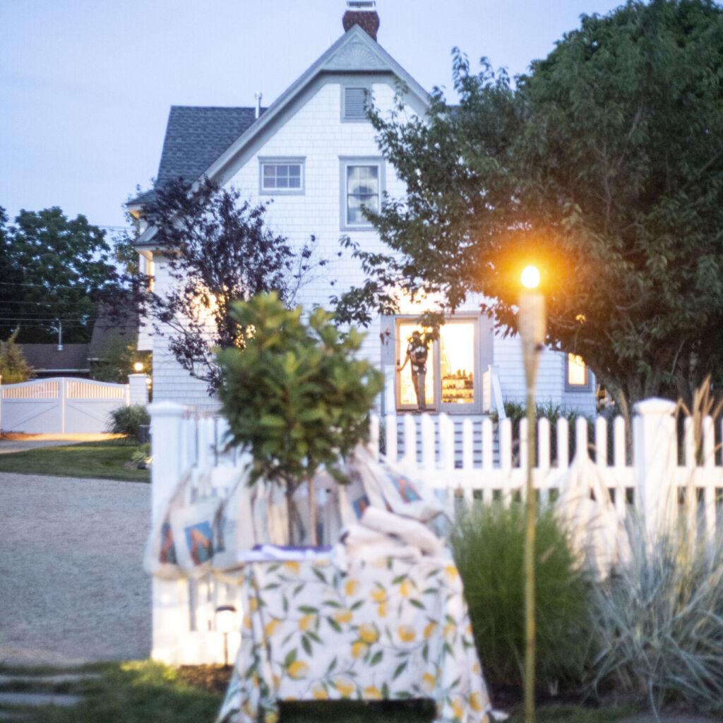 Hamptons Cannabis Soiree host home